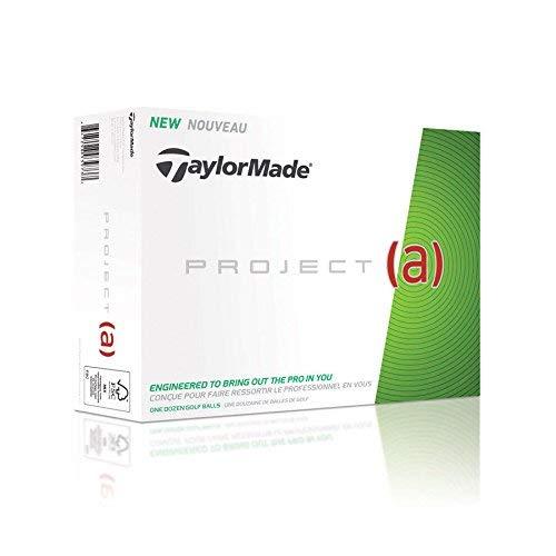 テーラーメイドプロジェクトAゴルフボール2ダース B00R5QQPHY
