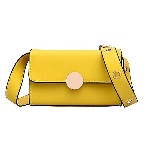Vintage Purses Ebay - Shoulder Bag for Women Simple Diagonal Solid Square Package Chic Messenger Bag,Rakkiss