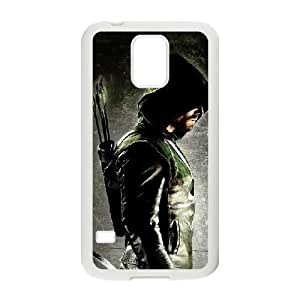 VNCASE Green Arrow Phone Case For Samsung Galaxy S5 i9600 [Pattern-6]