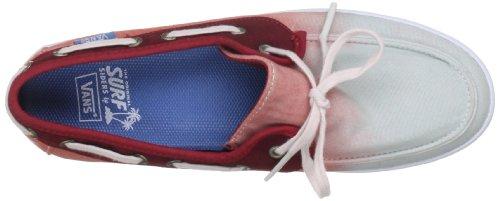Chauffette Baskets Red mode W Rot femme Vans f5qT6n