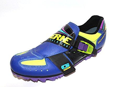 amarelo De Azuis Sapatos Homens 40 Olimpus Corrida roxo Bicicleta 47 De Gaerne Azul Sapatos Eu Mountainbike tqwPEE