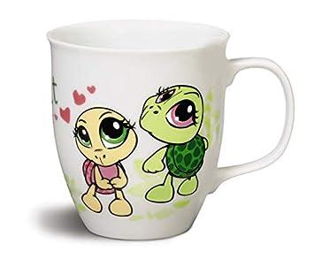 En Porcelaine X Cm Tasse 38696 Nici Mug 5 10 À Tortue 9 CaféAmazon QrdCthsx