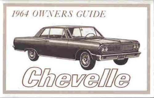 1964 Owners Guide: Chevelle