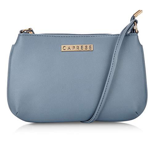 Caprese Shyla Women's Sling Bag (Blue)