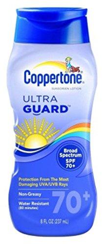 Coppertone SPF 70+, Bottle by