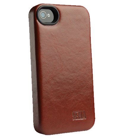 Sena Lugano Snap-on Case for iPhone 4S