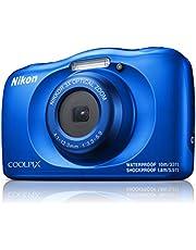 NIKON COOLPIX W150, Blue