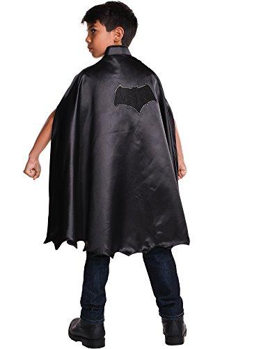 Batman v Superman: Dawn of Justice Kid's Deluxe Batman Cape White ()