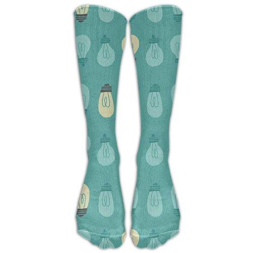 Bulb Cute Livelyrugby Knee Socks Socks For Women Or (Short Round Costume Ideas)