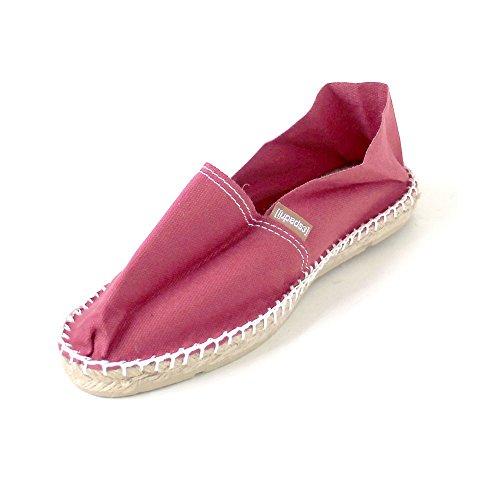 Sneakers In Cotone Classico Donna Espadrij Loriginale Misura Ciliegia Eu 37 - Us 6.5