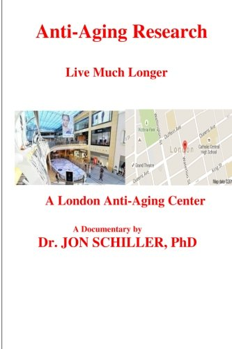 Anti-Aging Research      Live Much Longer