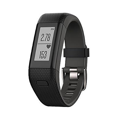 Garmin vívosmart HR+ Regular Fit Activity Tracker & Bike Cadence Sensor