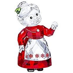 Merry and Festive Joyful Figurines Mrs. Claus