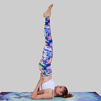 JIALELE Pantalon Yoga Sello Pantalones De Yoga Sello Video ...