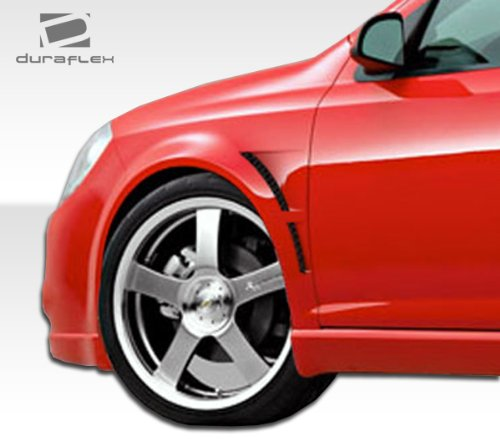 2005-2010 Chevrolet Cobalt Pontiac G5 Duraflex GT Concept Fenders - 2 Piece