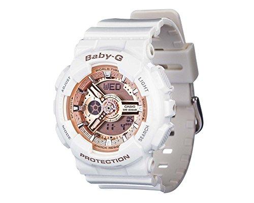 moda firmata 95d40 75d49 Casio Baby-G Women's Watch BA-110
