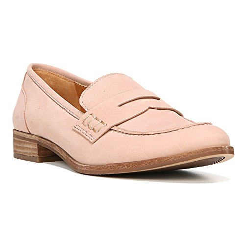 Franco Sarto Donna Jolette Penny Mocassino Adobe Rose Elko Nubuck Leather