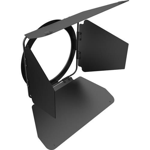 Rayzr 7 4-Leaf Barndoor for 7'' LED Fresnel Light by Rayzr 7