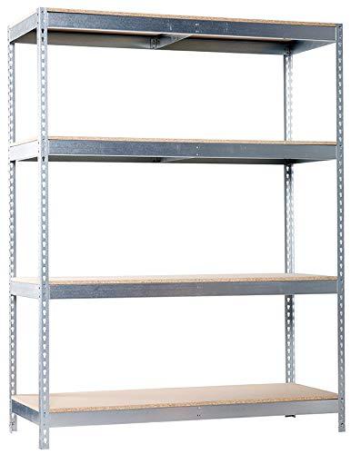 Simonrack Kit Ecoforte 1806/ /4/plywood galva Bois