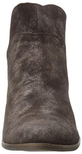 Bracken Fashion Pumps Lahela Rund Brand Stiefel Leder Lucky Frauen RxS86Y