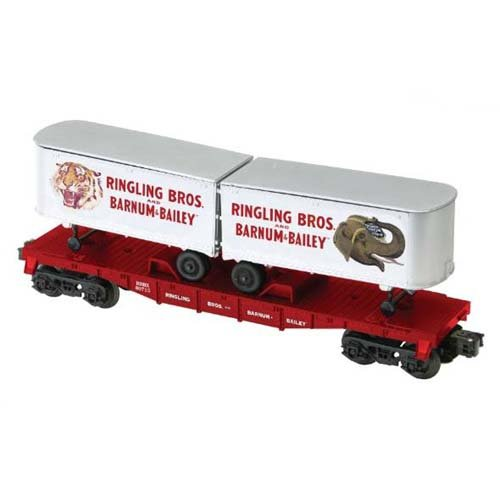K-Line Lionel 6-21471 Circus Ringling Bros Barnum & for sale  Delivered anywhere in USA
