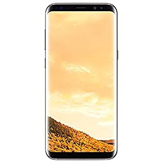 Samsung Galaxy S8, 64GB, Maple Gold - For AT&T / T-Mobile (Renewed)