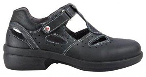 Cofra 84040-000.D35 Edwige S1 SRC Chaussure de sécurité Taille 35 Noir