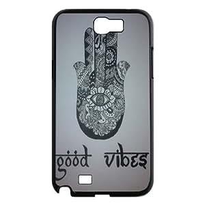 Evil Eye Hamsa Brand New Cover Case for Samsung Galaxy Note 2 N7100,diy case cover ygtg610039