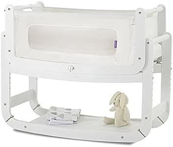 SnuzPod2 blanco Snuzpod 2 - Blanco: Amazon.es: Bebé