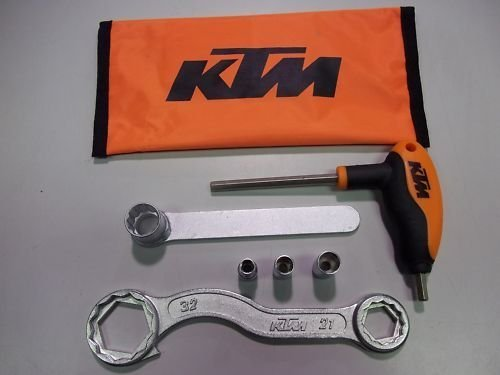 KTM GENUINE 2009-2012 50 SX Mini Jr Sr TOOL KIT NEW 45229099000 (Kit Ktm Mini)