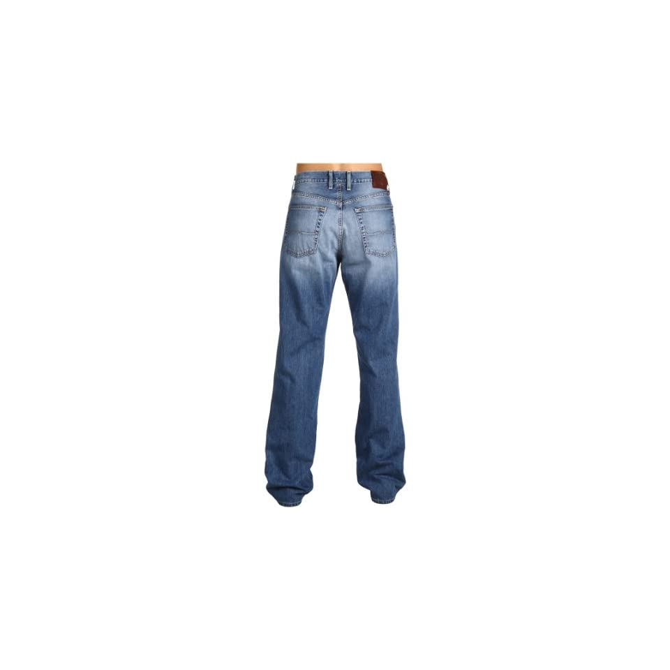 Mens Lucky Brand 181 Relaxed Straight Jeans 31x34