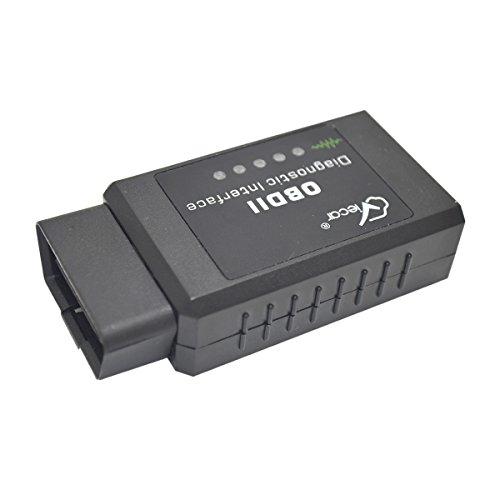 Car WiFi OBD2 Diagnostic Tool OBDII Car Scan Tool Scanner Code Reader Adapter Car Diagnostique for iOS & Andorid