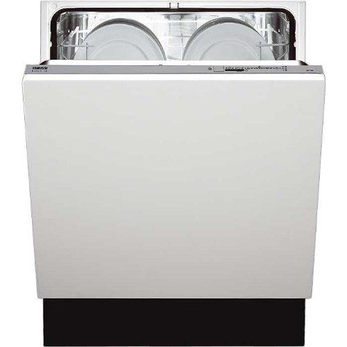 Zanussi Dishwasher ZDT 200 lavavajilla Totalmente integrado ...