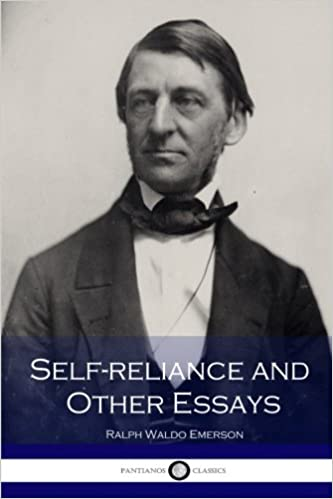 Self reliance and other essays ralph waldo emerson 9781534825123