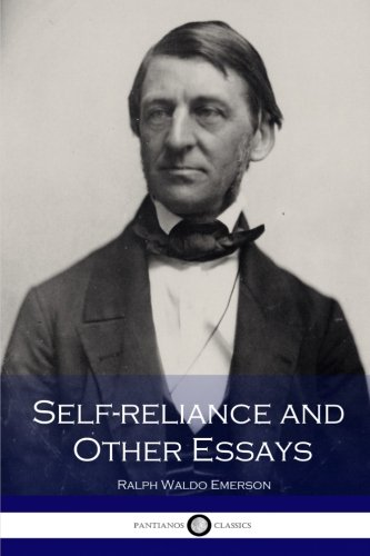 self-reliance essay Self-reliance by emerson research papers self-reliance by emerson essays look into self-reliance and point out that emerson urges mankind to adopt an attitude of trust in oneself.