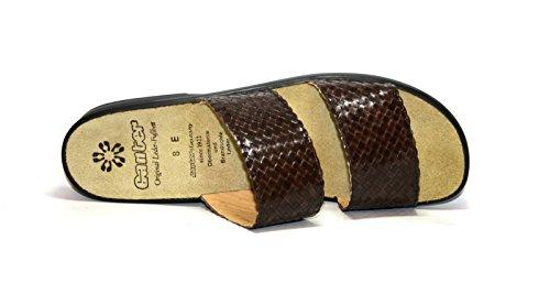 Ganter Sonnica 202805, Mujer Sandalias, Ancho E espresso/ marrón
