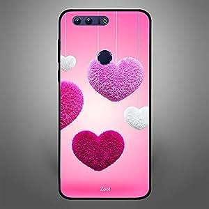 Huawei Honor 8 Colored Hearts