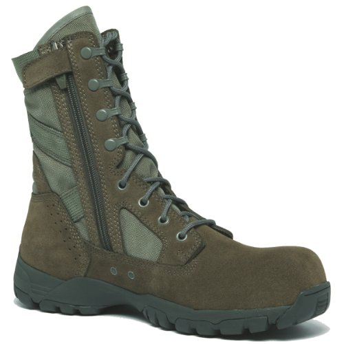 Tactical Research TR696ZCT Men's Flyweight 8-in Ultra CT EH Tactical Boot Sage Green 5 W US