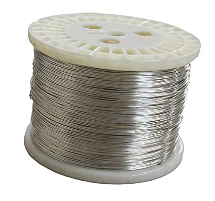 26 Awg Copper Wire | Tinned Copper Wire Buss Wire Length 100 Ft On Spool 26 Awg
