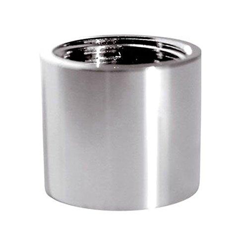 Metal reducción adaptador de grifo de agua del grifo grifo grifo de 22 mm hembra a 1/2