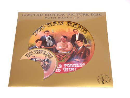 Wrestle Poodles and Win - vinyl picture disc + CD Poodle Dvd
