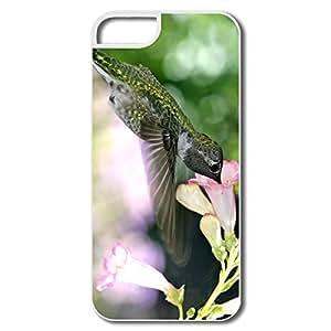 Great Hungry Hummingbird Plastic Case Cover For IPhone 5/5s wangjiang maoyi