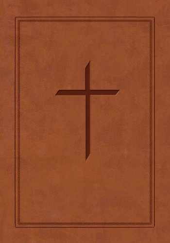 The Ryrie ESV Study Bible Brown Soft-Touch Red Letter (Ryrie Study Bible ESV Version)
