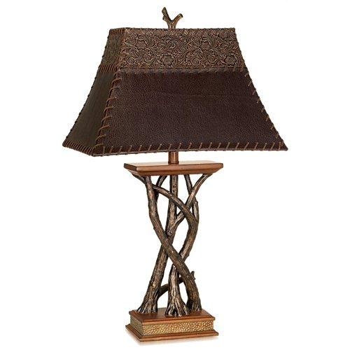 (Pacific Coast Lighting Montana Reflections Table Lamp)