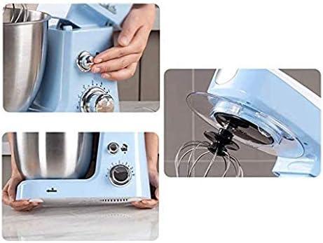 XXDTG Haute Puissance de Bureau Eggbeater électriques domestiques de Cuisson et de pâte à la Machine Multi-Fonction Bleue Agitation Crème Machine