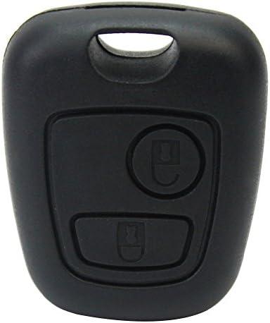 Autoschlüssel Fernbedienung Schlüssel Gehäuse Funkschlüssel F Citroen C1 C2 C3 Auto