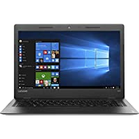 Lenovo Ideapad 14-inch High Performance Laptop (Edition), Intel Dual-Core Processor up to 2.48 GHz, 2GB RAM, 32GB SSD, Webcam, HDMI, Windows 10 64 bit, Office 365 1-year ($70 Value)