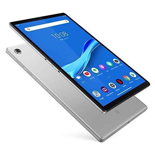 chollos oferta descuentos barato Lenovo M10 FHD Plus Tablet de 10 3 Full HD IPS MediaTek Helio P22T 4 GB de RAM 64 GB ampliables hasta 256 GB Android 9 WiFi Bluetooth 5 0 Platinum Grey
