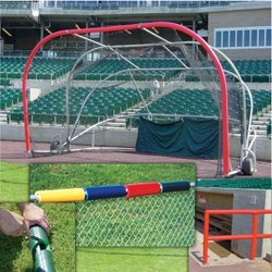 Cover Sports Usa 1158847 Safefoam Padding - Coated Foam Baseball-Softball Field Maintenance by Cover Sports USA