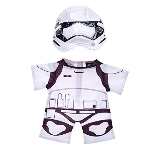 Build A Bear Star Wars Costumes - Build A Bear Workshop Stormtrooper Costume